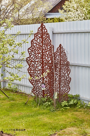 Sculpture «Leaf»