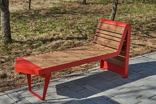 Bench «Infinity»