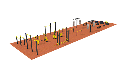 Workout sports ground №5