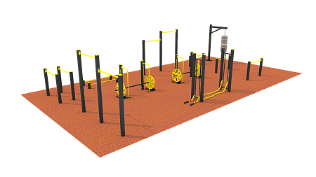 Workout sports ground №3
